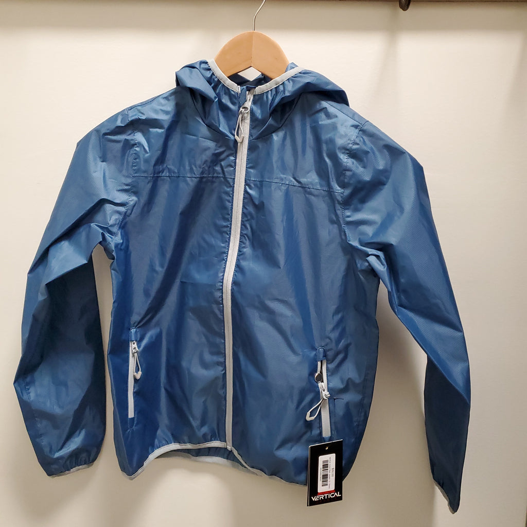 Vertical Junior Rain Jacket