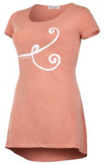 Message Factory Gentiane Tunic