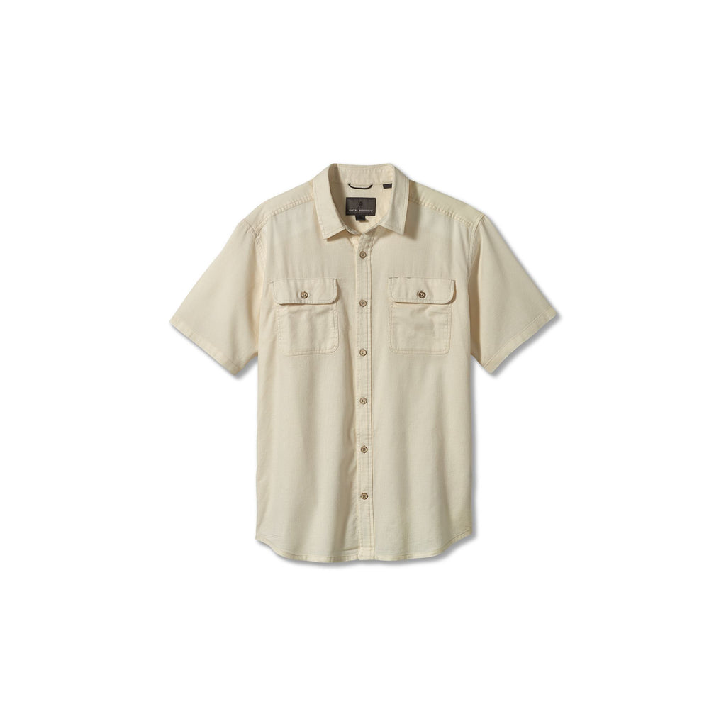 Royal Robbins Men's Cool Mesh Eco Short Sleeve