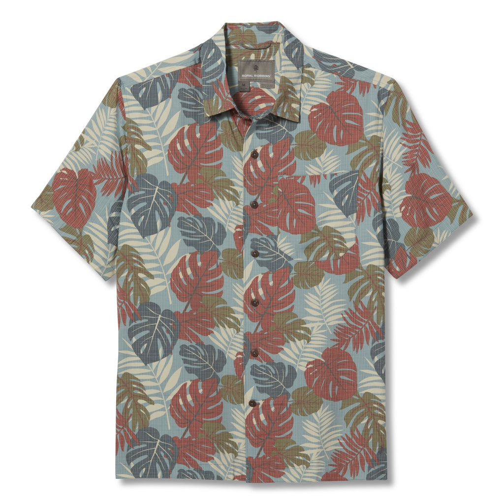 Royal Robbins Men's Comino Leaf Short Sleeve