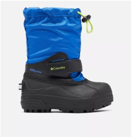 Columbia Kids Powderbug Forty Snow Boot