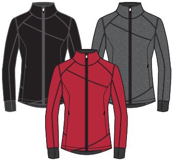 Verbio Women's Softshell