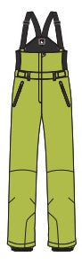 Vertical Men's Sun Peak Insulated Bib Pant