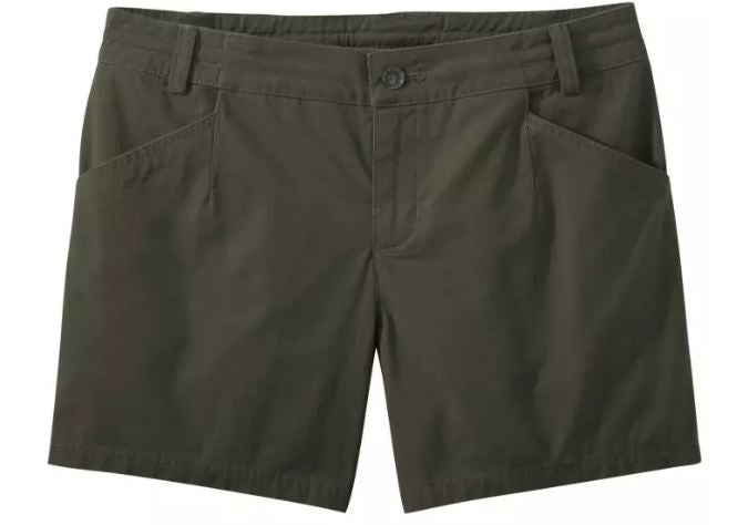 Outdoor Research Women's Wadi Rum Shorts - Great Escape Outfitters