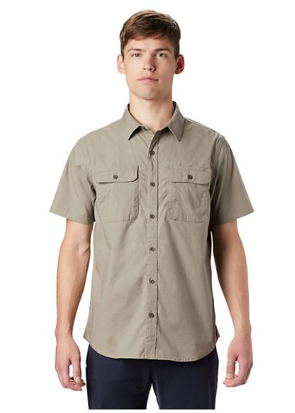 Mountain Hardwear Men's J Tree™ Short Sleeve Shirt - Great Escape Outfitters