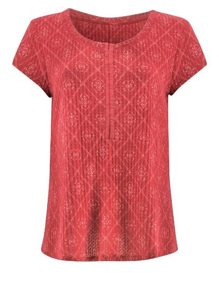 Aventura Women's Kristy SS Top - Great Escape Outfitters