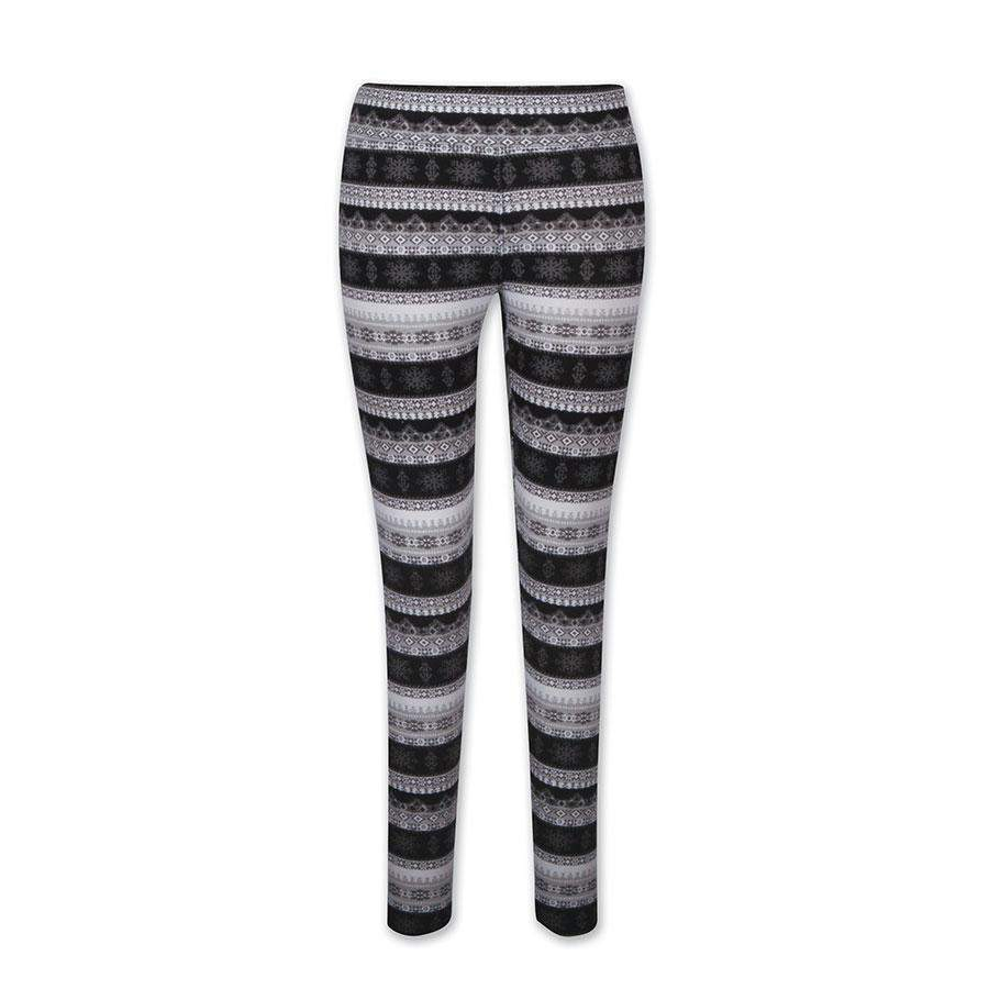 Aventura Women's Snowflake Leggings - Great Escape Outfitters