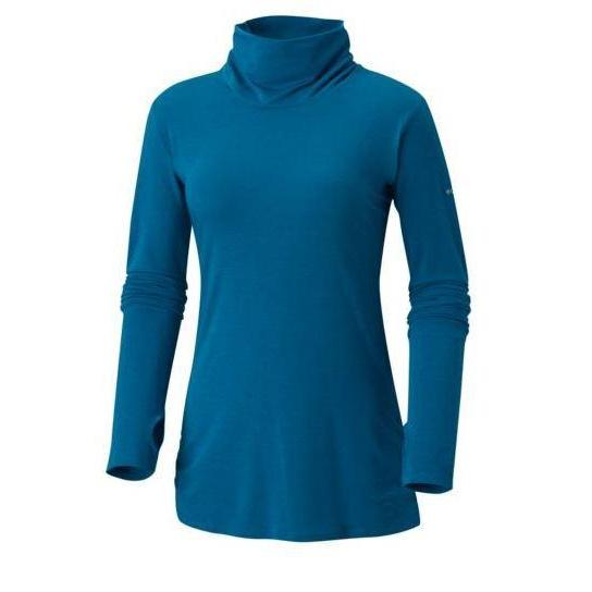 Columbia Women's Take It Easy L/S Tee-Great Escape Outfitters