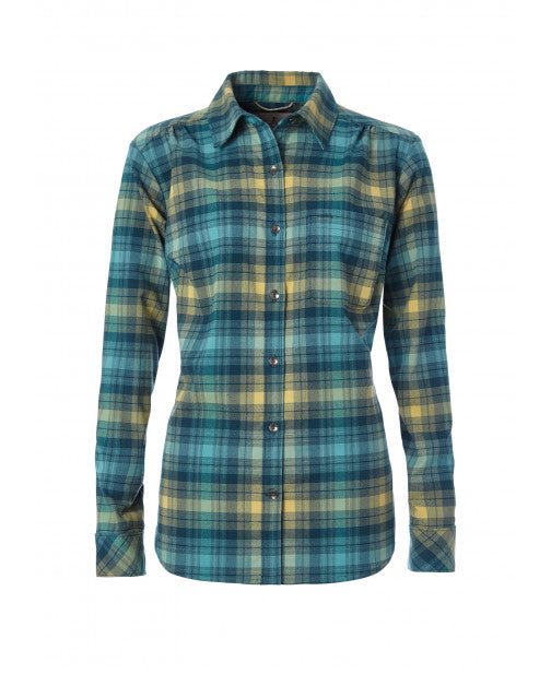 Royal Robbins Women's Merinolux Flannel - Great Escape Outfitters