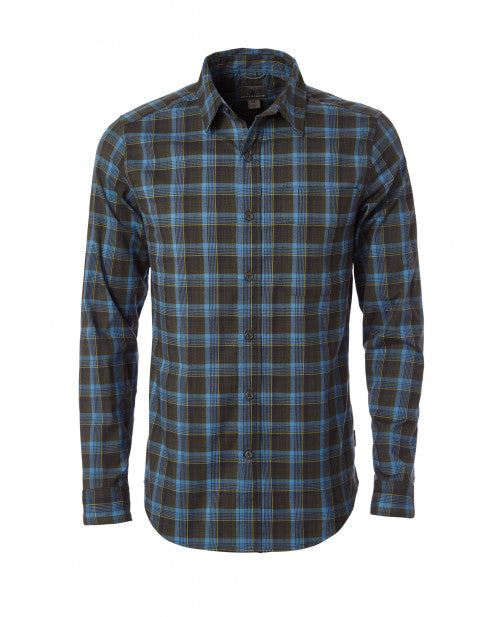 Royal Robbins Men's Thermotech Drake Plaid LS