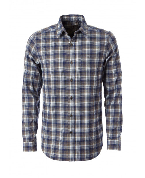 Royal Robbins Men's Thermotech Drake Plaid LS - Great Escape Outfitters