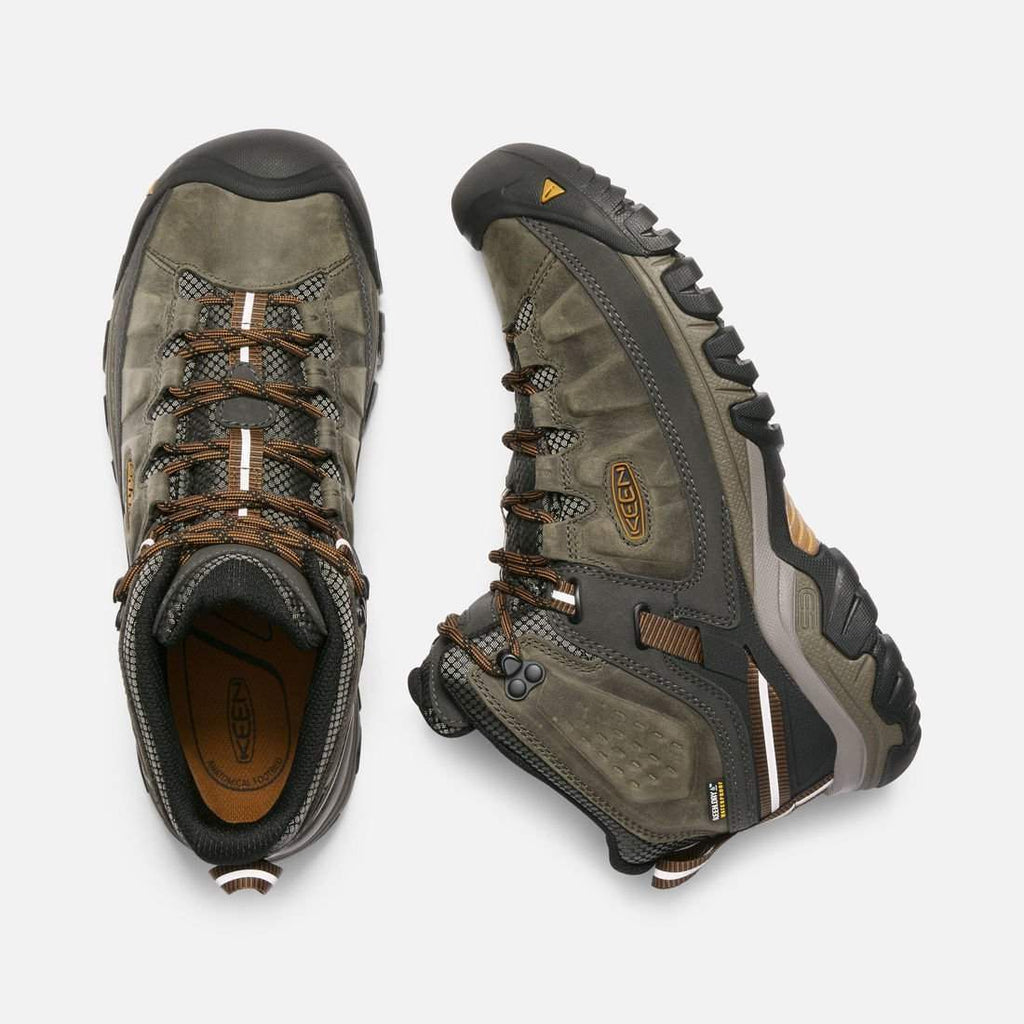 Keen Men's Targhee III Mid WP - WIDE - Great Escape Outfitters