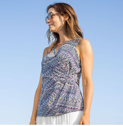 Aventura Women's Mila Tank - Great Escape Outfitters