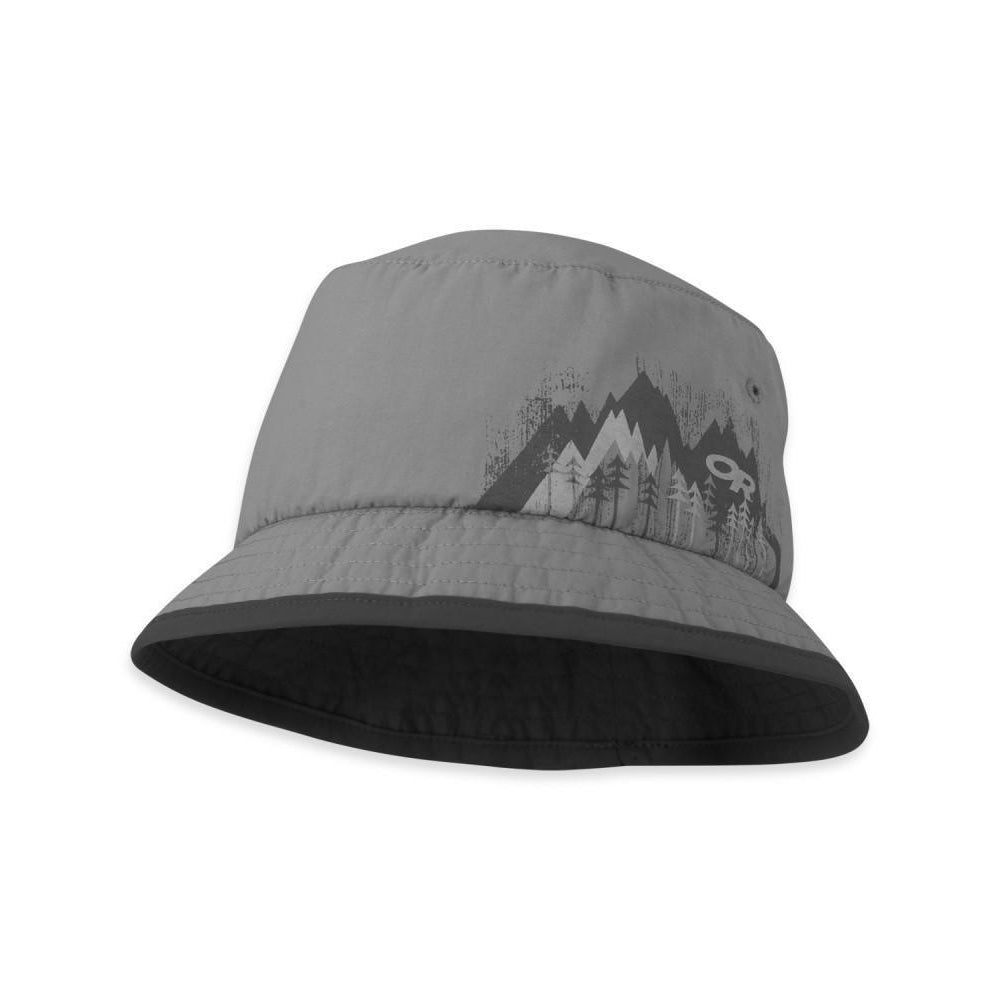 Outdoor Research Kids Solstice Sun Bucket Hat-Great Escape Outfitters