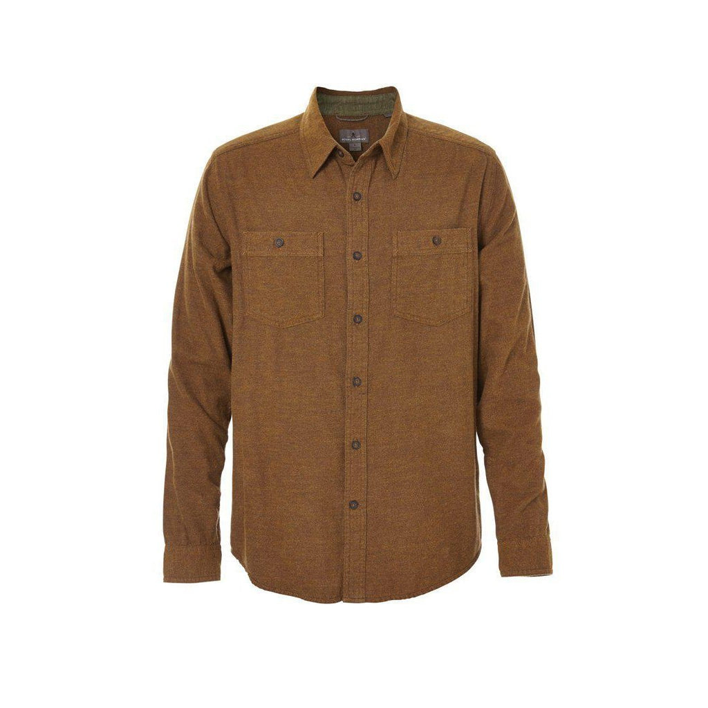 Royal Robbins Men's Bristol Tweed Long Sleeve-Great Escape Outfitters