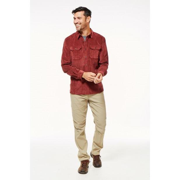 Royal Robbins Men's Grid Cord LS - Great Escape Outfitters