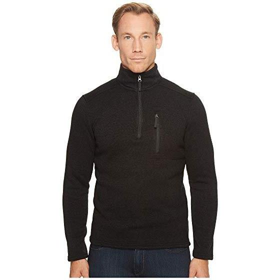 Royal Robbins Men's Longs Peak 1/4 Zip-Great Escape Outfitters