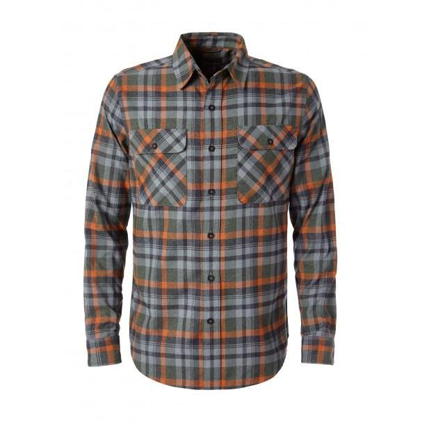 Royal Robbins Men's Performance Plaid L/S - Great Escape Outfitters