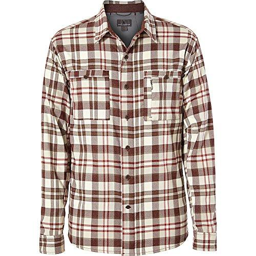Royal Robbins Men's Treeline Stretch Performance Plaid Flannel L/S - Great Escape Outfitters