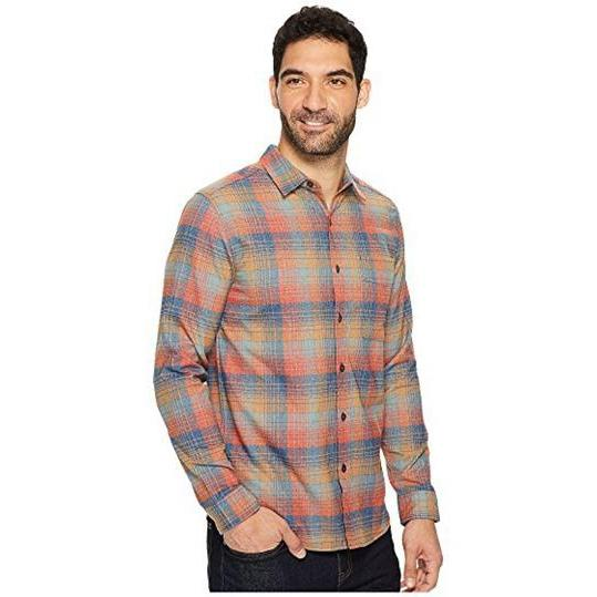 Royal Robbins Men's Vintage Performance Flannel Plaid - Great Escape Outfitters