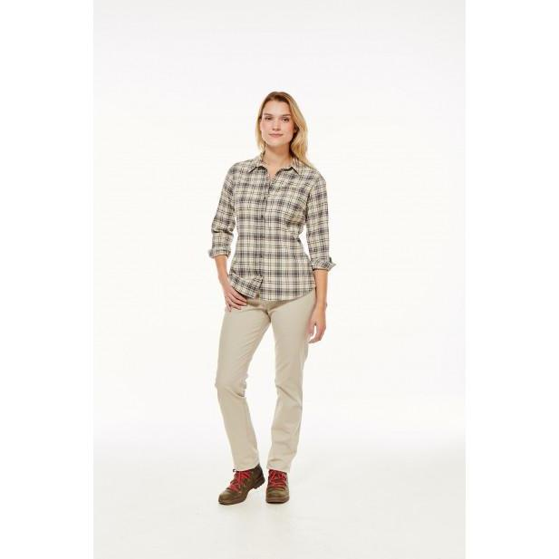 Royal Robbins Women's Performance Plaid Flannel - Great Escape Outfitters