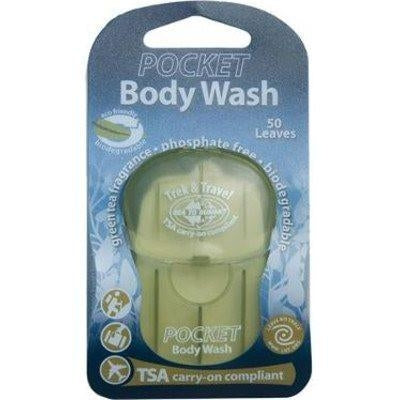Sea to Summit Trek & Travel Pocket Body Wash Leaves - Great Escape Outfitters