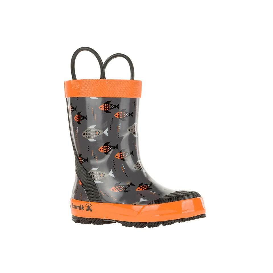 Kamik Kids Fishride Rain Boot