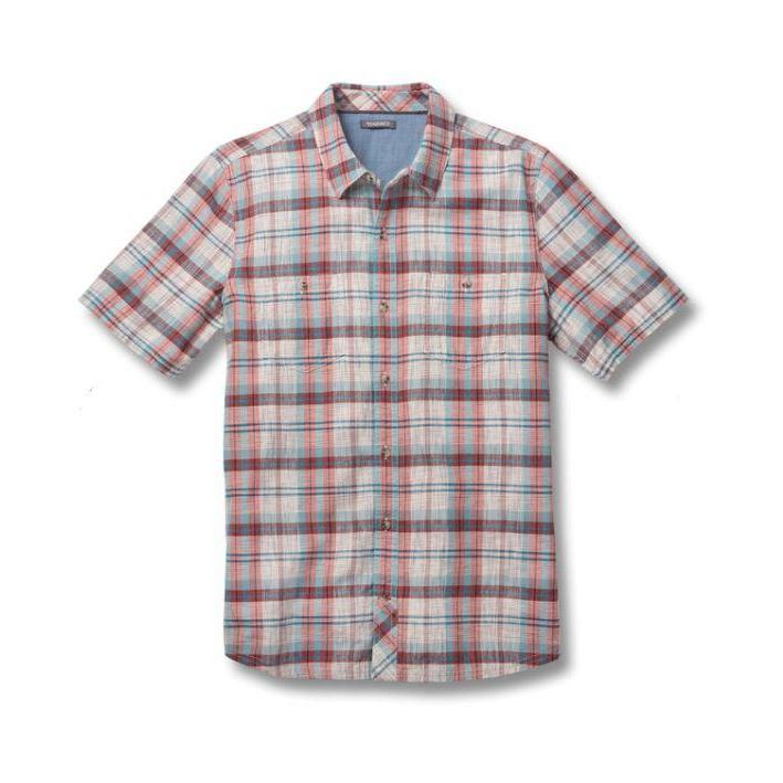 Toad & Co Men's Smythy S/S-Great Escape Outfitters
