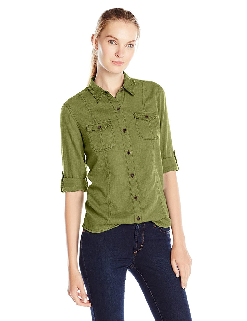 Royal Robbins Women's Sugar Pine Twill L/S