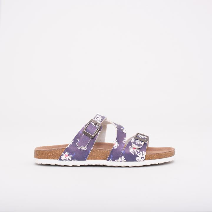 9c4116c20 Brakeburn Aster Daisy Crossover Sandal – Crabtree Cottage