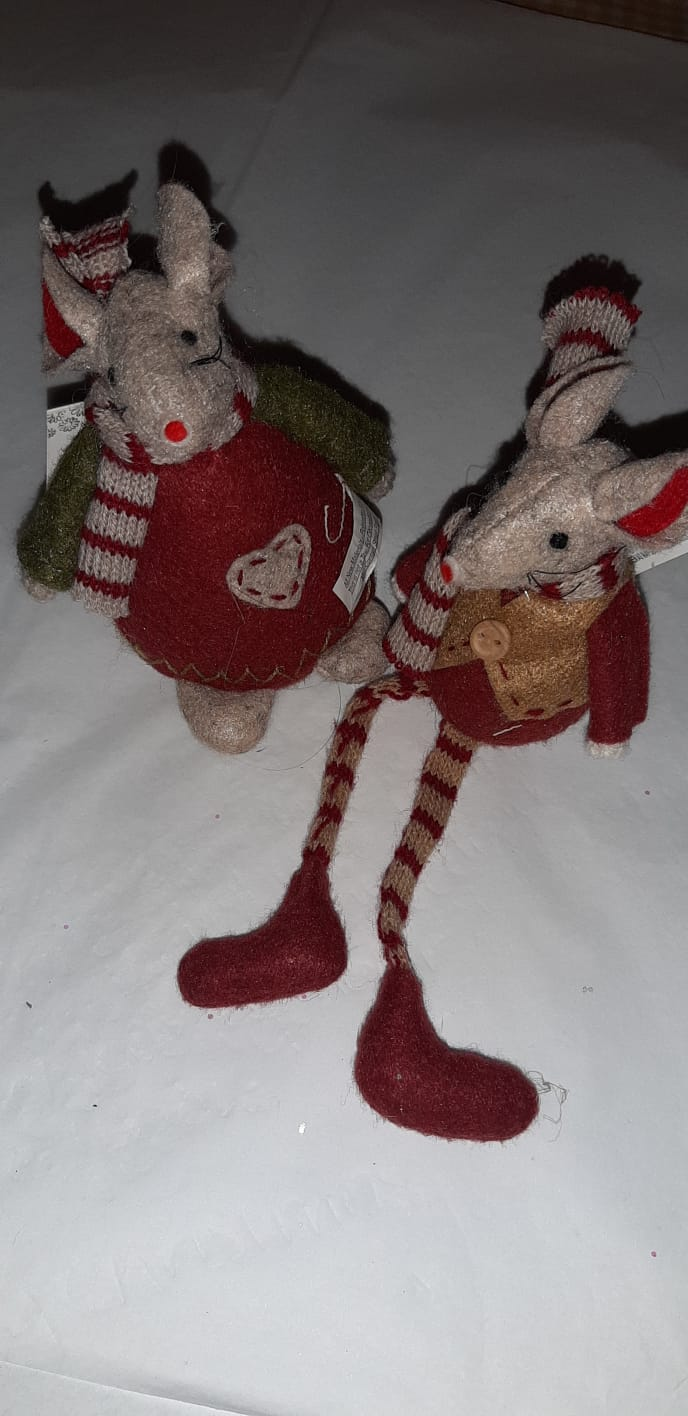 Set of 2 mice