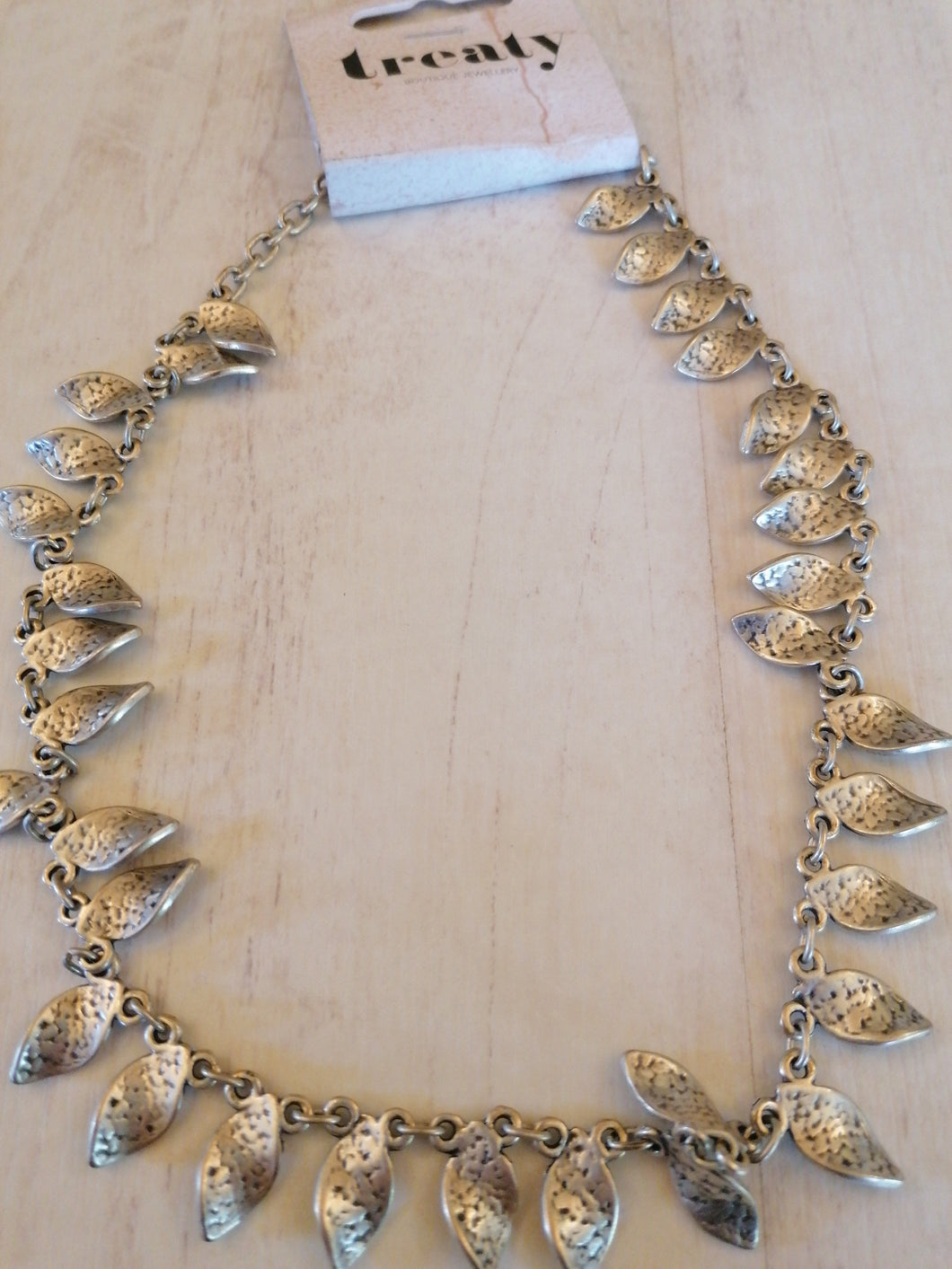 treaty julie necklace £25.99 now £12.49