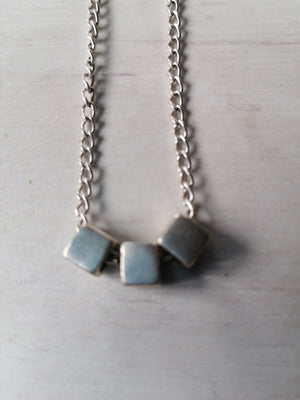 treaty lauren short cube necklace£14.99 now £10
