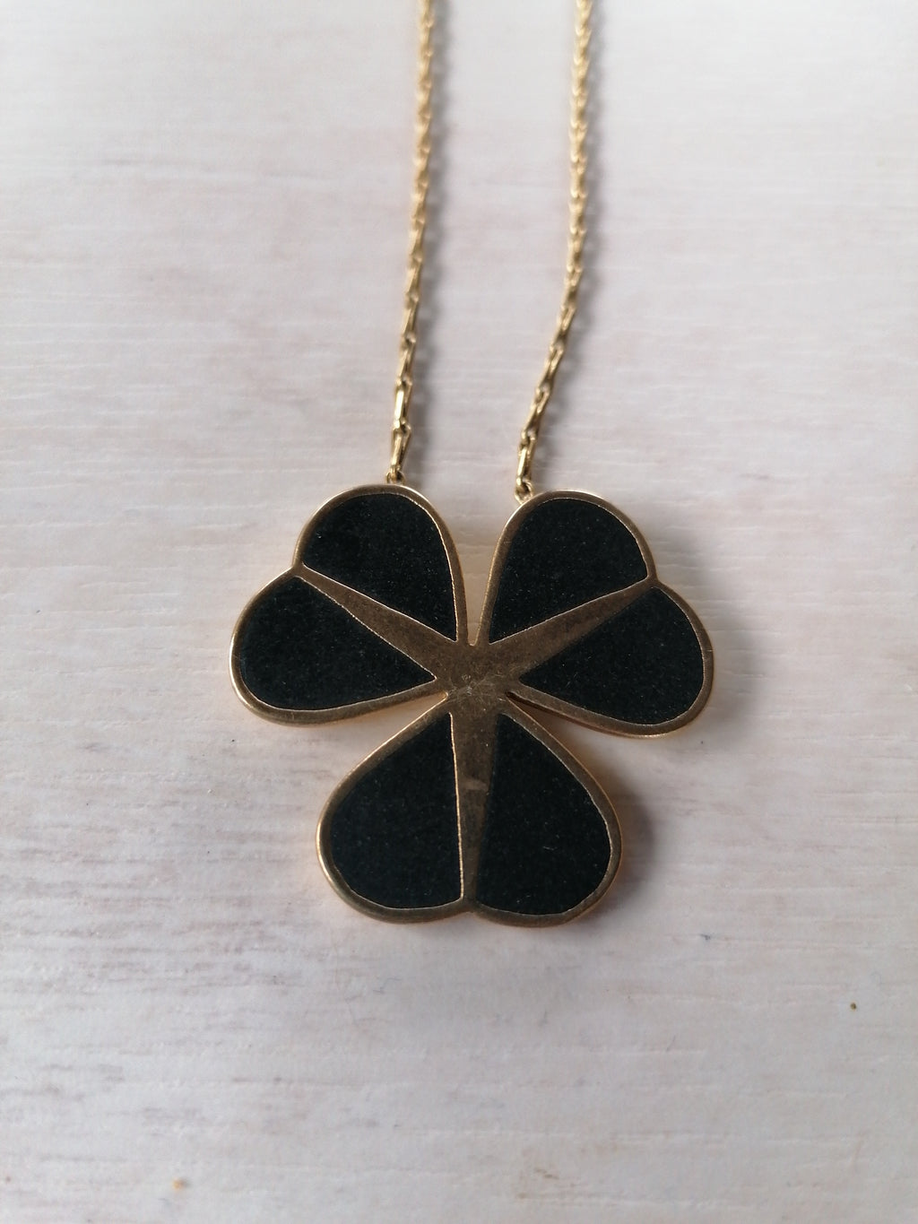 pilgrim shamrock necklace £25.99 now £10