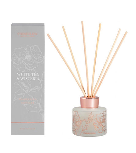 Day Flower White Tea & Wisteria Diffuser