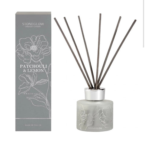 Day Flower Patchouli & Lemon Diffuser