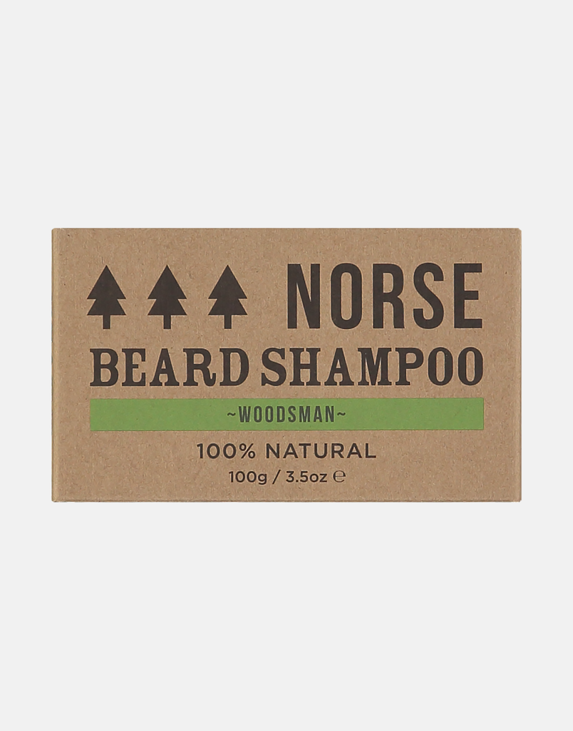Beard Shampoo - Woodsman