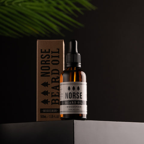 Beard Oil - Woodsman (50ml)