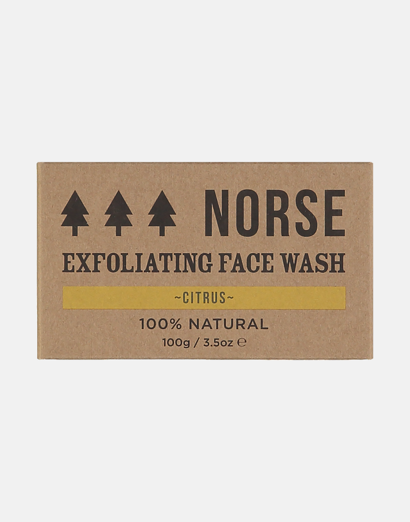 Exfoliating Face Wash - Citrus