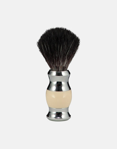 Norse fat handled vegan friendly shaving brush