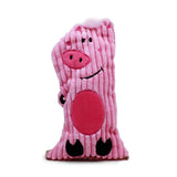 Outward Hound Juguete Bottle Buddies Squeak Cerdito Woofstore  - 1