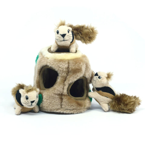 Plush Puppies Juguete Hide-A-Squirrel Junior Woofstore  - 1