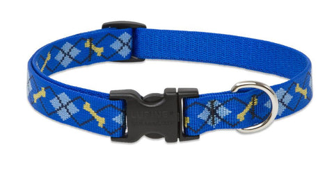 Lupine Collar Dapper Dog 1/2'' x 8''-12'' Woofstore  - 1