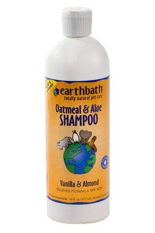 Shampoo Avena & Aloe Woofstore Earthbath