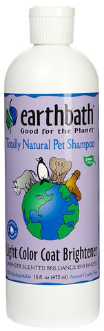 Shampoo Pelaje Radiante Woofstore Earthbath