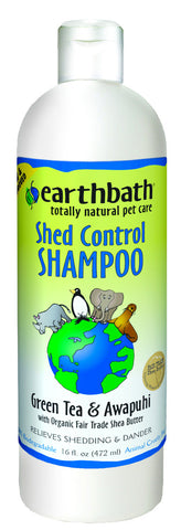 Earthbath Shampoo Natural Té Verde & Awapuhi Woofstore