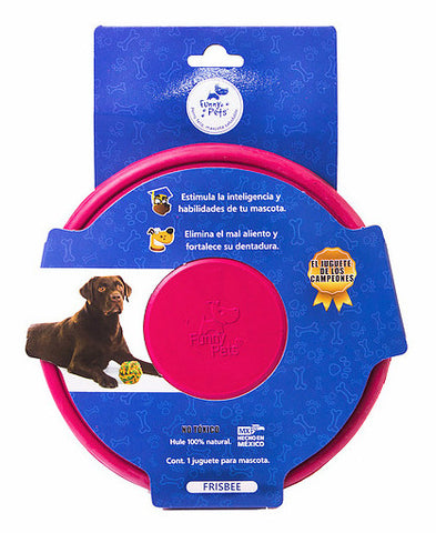 Funny Pets Frisbee para Perro Funny Pets Woofstore