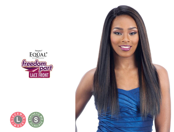 SHAKE N GO FREETRESS EQUAL LACE FRONT FREEDOM PART WIG 203