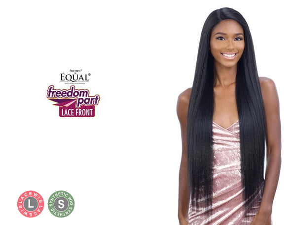 SHAKE N GO FREETRESS EQUAL LACE FRONT FREEDOM PART WIG 204