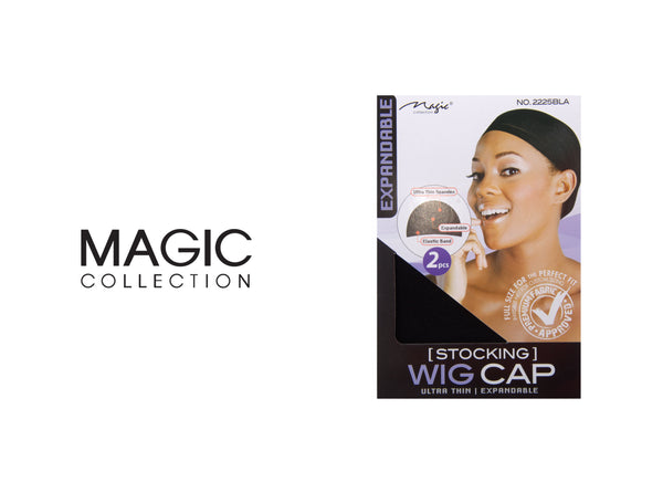 MAGIC COLLECTION ULTRA THIN STOCKING WIG CAP